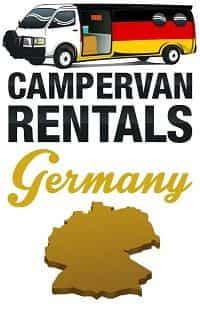 Campervan hire germany