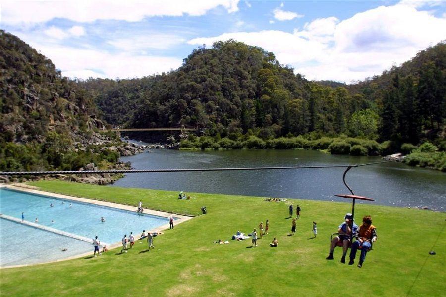 Cataract Gorge - Tasmania