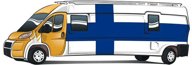 Campervan Hire Finland
