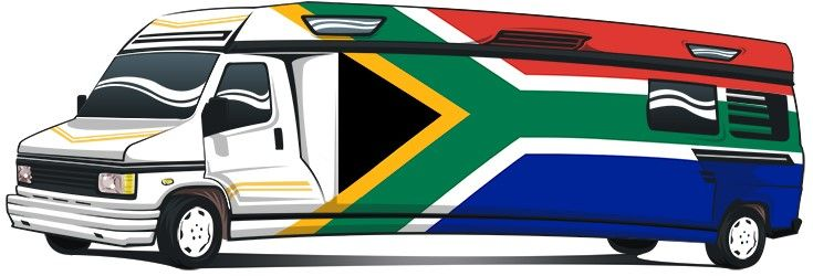 Campervan Hire South Africa